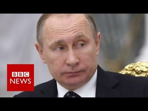 How Rich Is Russia's Vladimir Putin? BBC News