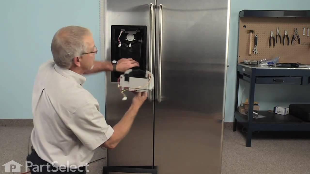 Frigidaire Refrigerator  Ice Maker Parts Frigidaire