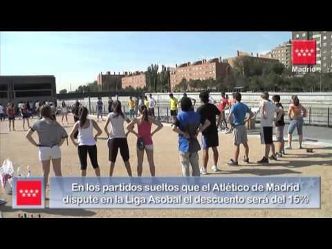 El BM Atlético de Madrid, con los jóvenes