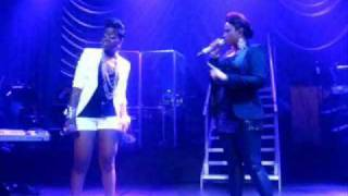 Jennifer Hudson Video - Jennifer Hudson & Fantasia - Im His Only Women
