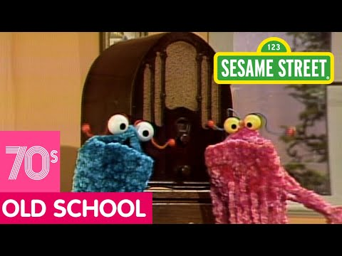 Sesame Street: Martians Radio Video