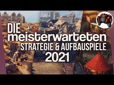 Die meisterwarteten Strategie & Aufbauspiele 2021/22 mit AoE 4, KoH 2, die Siedler und vielen mehr!