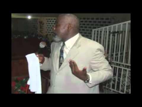 Hommage à L'évangéliste Joseph Jacques Telor video