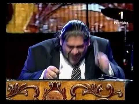 Gypsy Devils (Cigánski diabli) Megakoncert 2011 - Capriccio č.24 a mol
