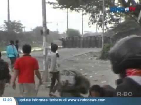 Tawuran warga di Bekasi menyebabkan 1 orang tewas