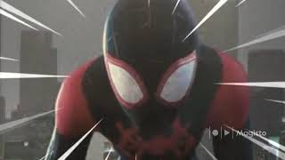 New Cool Spider-man into the spider verse Edit