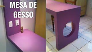 Projeto HOME DESK DRYWALL São Paulo SP