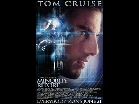 Minority Report (2002) - Movie Review