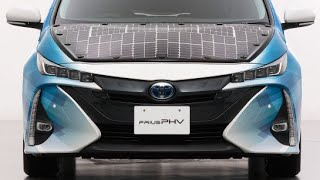 अब भूल जाइये electric कारे // आ रही है दुनिया की पहली Solar Power पर चलने वाली ये शानदार गाड़िया   