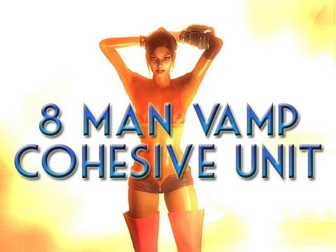 8 MAN VAMP COHESIVE UNIT! - Fallout 3 Mods - Part 21