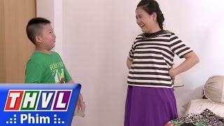 THVL | Osin nổi loạn - Tập 22[7]: Muối dọn dẹp qua loa rồi lấy quần áo chủ nhà ra thử