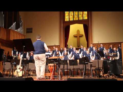 Carry The Light sung by First Baptist Church Newnan Sr High & Revelation Choirs