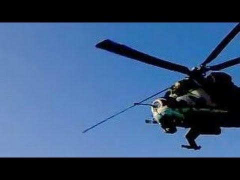 Ukraine war: Military helicopters Ukraine Air Force CTO zone Donetsk Lugansk Donbass