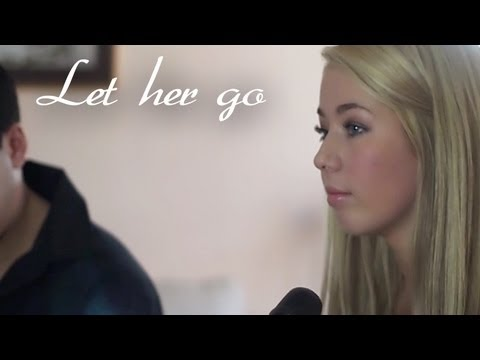 The Passenger - Let Her Go - Cover By Mike Attinger And Karlijn Verhagen video