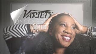 Tarana Burke: Variety Power of Women Cover Shoot