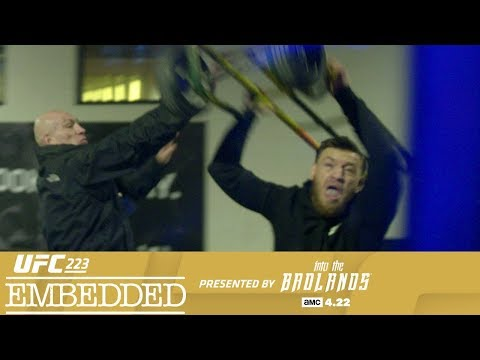 UFC 223 Embedded: Vlog Series - Episode 5