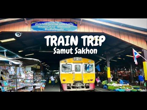 The Travel Bishop - The train to Nowhere - Bangkok
