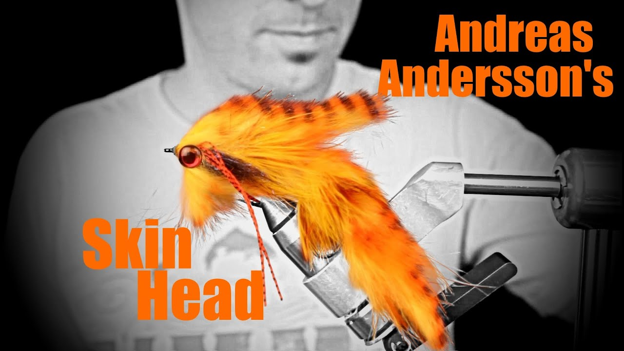 Fly Tying  Andreas Andersson s Skin Head