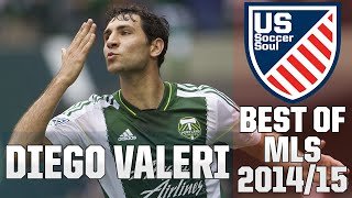 Diego Valeri ● Skills, Goals, Highlights MLS 2014/15 ● US Soccer Soul | HD