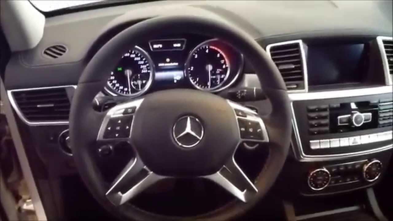 2015 mercedes gl 350 bluetec exterior amp interior 30 v6