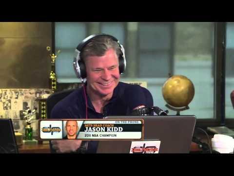 Jason Kidd picks his all-time starting five
