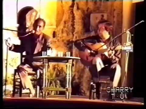 CURRO LUCENA ( Fandangos de Huelva ) Guit: Manolo Franco 1995