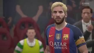 FIFA 17   Barcelona vs Celtic  FULL GAMEPLAY (PS4/Xbox One)