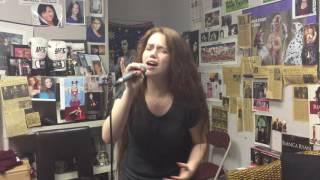 14 year old Mara Justine Singing Tennessee Whiskey By Chris Stapleton