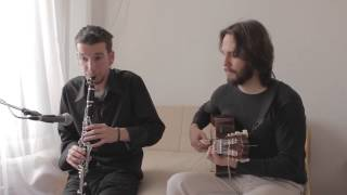 Dexter Gordon - Blue Bossa (Cover by The Duo Gitarinet)