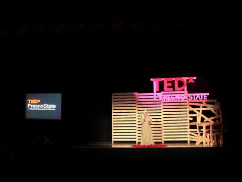 Religion and Intellect: Hagar Attia at TEDxFresnoState