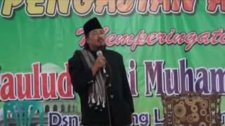 Pengajian Lucu dan mengena KH Imam Ghozali terbaru