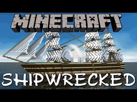 Minecraft: Xbox Adventure Map - Shipwrecked + [DOWNLOAD LINK]