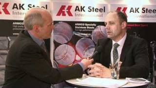 Thomas Wolter, Managing Director, AK Steel, Germany