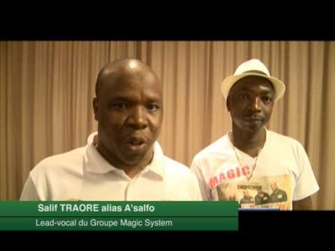 Musique : Magic System annonce son concert du 30 novembre 2014 à Abidjan
