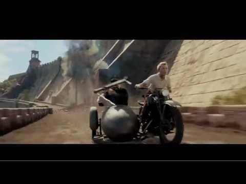 Trailer de Las aventuras de Tintín