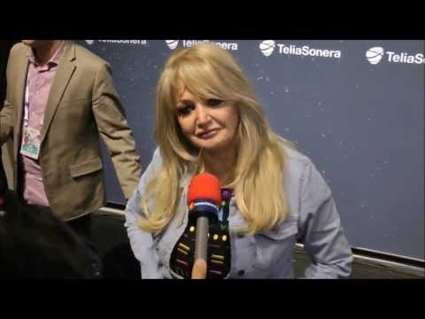 INTERVIEW WITH BONNIE TYLER (UNITED KINGDOM 2013)