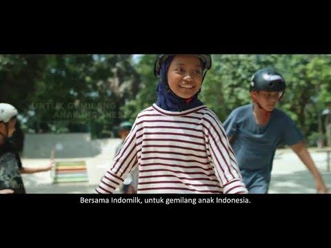 Iklan Indomilk 50thn - Generasi Gemilang Indonesia 30sec (2017)