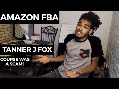 Amazon FBA Course Review Tanner J Fox   SCAM?