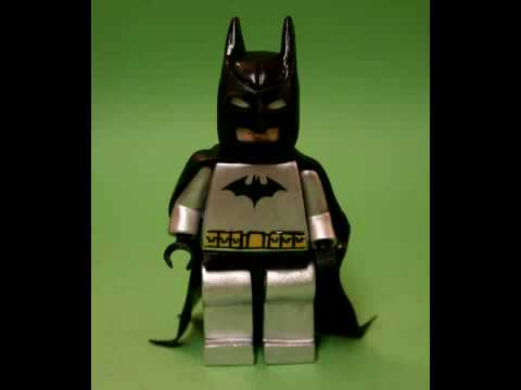 Making of the Lego Batman cake for the launch party of the Lego Batman Video