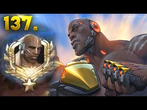 Hes Rank #8 Doomfist in The World! | OVERWATCH Daily Moments Ep. 137 (Funny and Random Moments)
