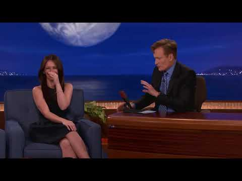 Jennifer Love Hewitt Wants To Massage Conan On