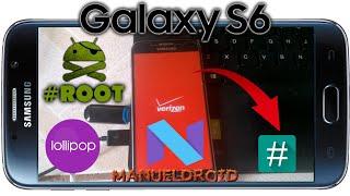 "Root Samsung Galaxy S6 ""G920V"" Android 7.0 NOUGAT"