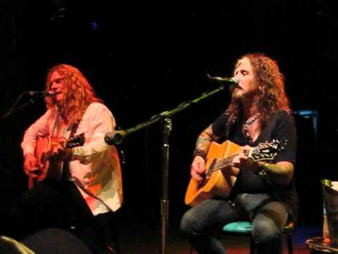 Frank Hannon&John Corabi - The Way It Is