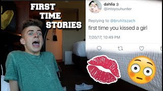 FIRST TIME STORIES | Bruhitszach