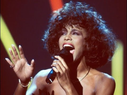 Whitney Houston - Where Do Broken Hearts Go (Live at AMA 1988)