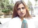 Hollywood Actress Leslie Tripathy,pride of Orissa