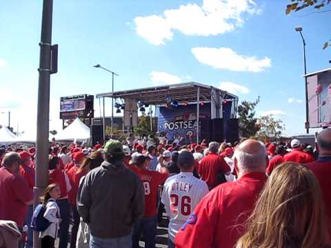Phillies NLDS 2009 - High Hopes Tailgate Party