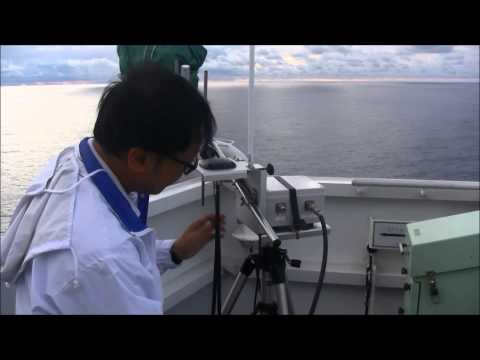 HKO and OOCL collaborate to enhance meteorological observation over the South China Sea