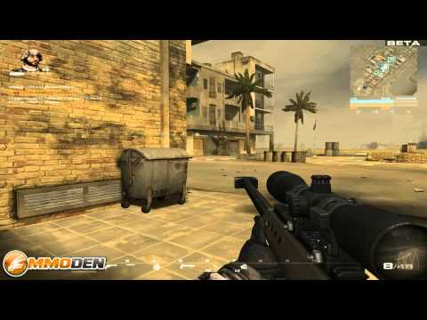 Battlefield Play4Free Gameplay Review - Inside the Den HD Video