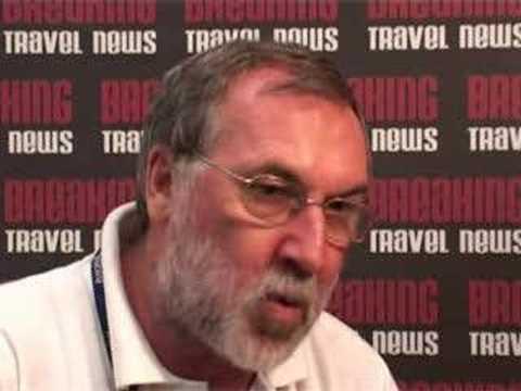 Jim Hepple, Consultant, St Lucia Tourism Board @ CHA 2008